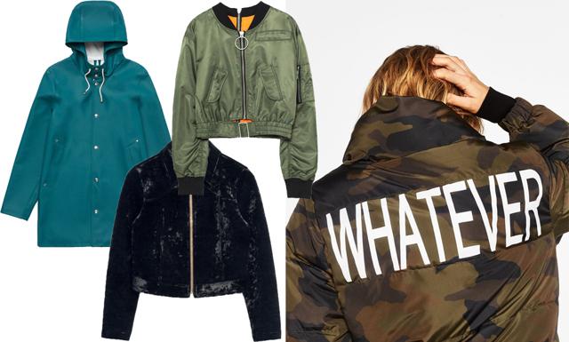 Creative listar 14 jackor de vill bära i höst
