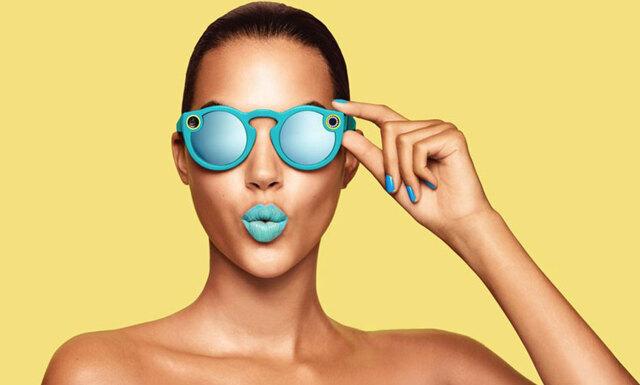 """Snapchat lanserar """"Spectacles"""" och byter namn"""