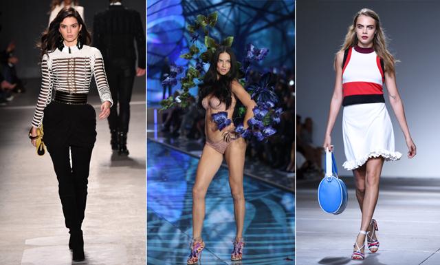 Här är supermodellerna som tjänar över 50 miljoner kronor om året