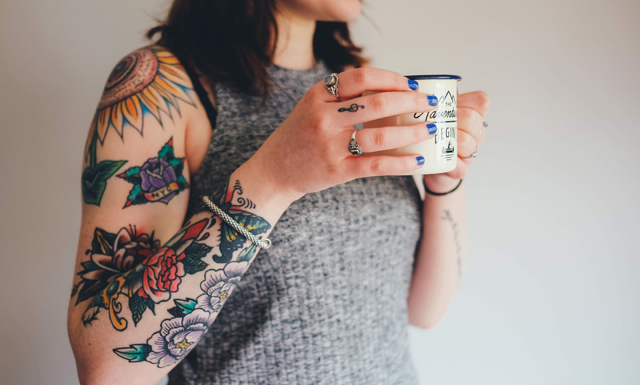 Ny (överraskande) forskning: Dina tatueringar kan öka dina chanser att få jobb