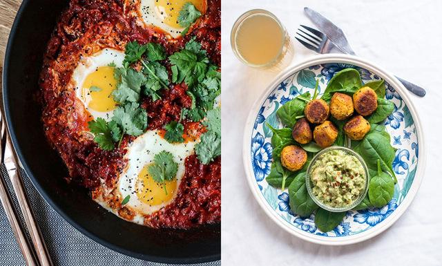10 snabba och goda vegetariska vardagsrecept