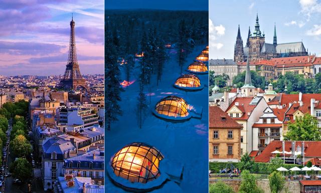 Weekendguide: 14 resmål vi vill åka till hösten/vintern 2016
