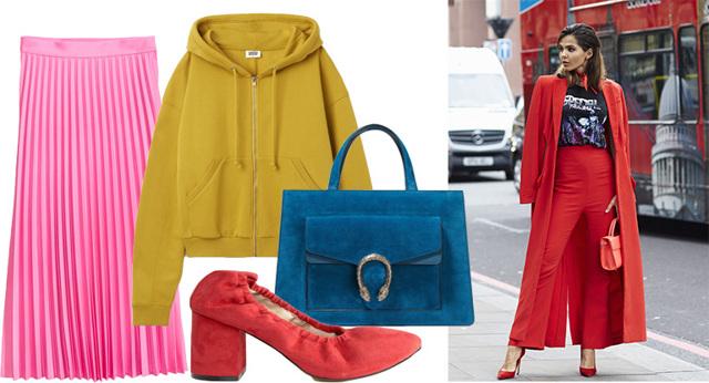 Fanny Ekstrand tipsar om 12 trendiga och färgstarka köp