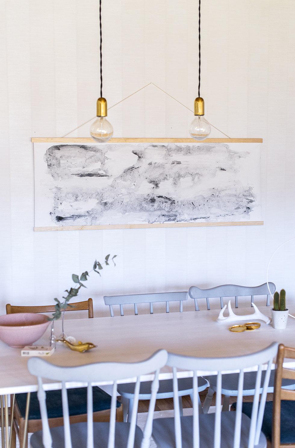 DIY 12 fina och stilrena inredningsdetaljer du kan göra själv Metro Mode