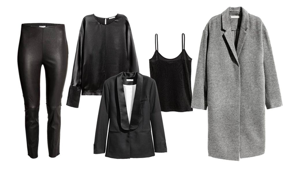 H&M lanserar en exklusiv kollektion av basplagg i kvalitetsmaterial