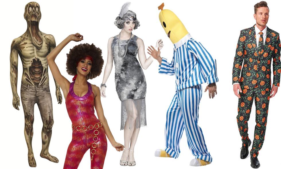 11 grymma Halloweendräkter som fixar festen – under 500 kronor