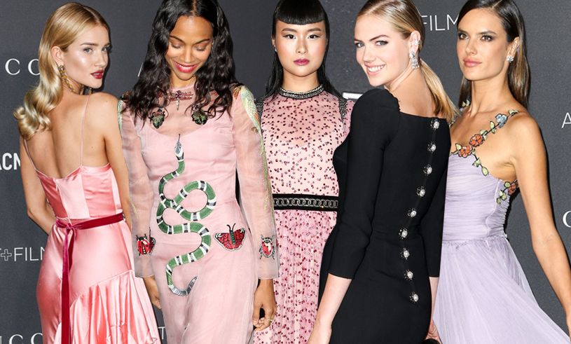 De vackraste klänningarna från LACMA Art and film-galan 2016