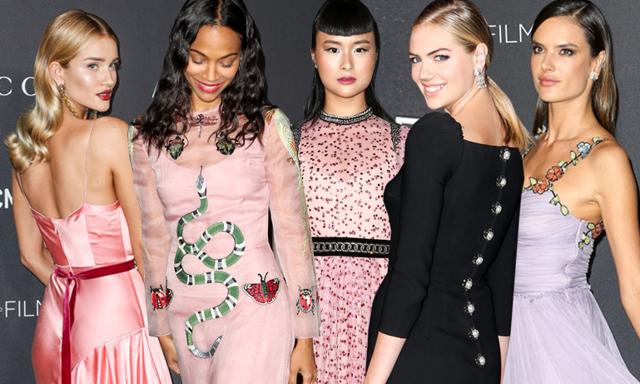 Bildextra: De vackraste klänningarna från LACMA-galan
