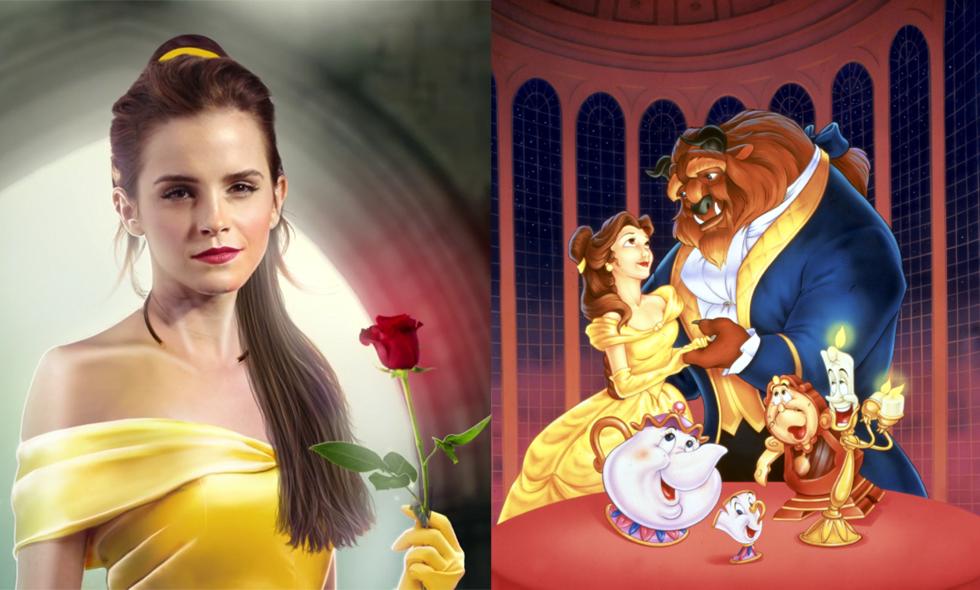 """Disneys """"Skönheten & Odjuret"""" har premiär 17 mars 2017 – kolla in de nya bilderna här"""