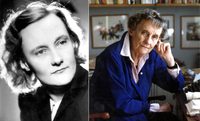 Drömjobbet – provfilma för rollen som Astrid Lindgren