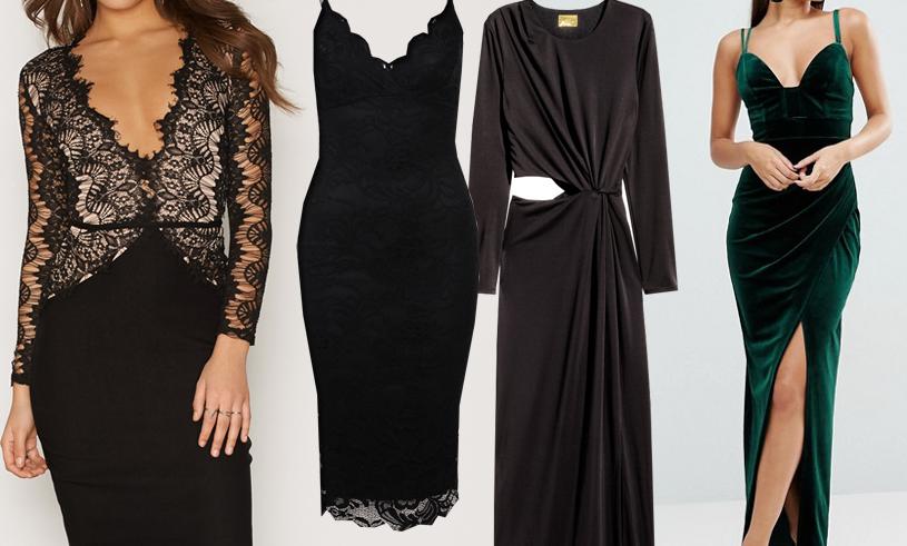 Nyårsklänningar 2016: 13 eleganta klänningar till säsongens alla festligheter