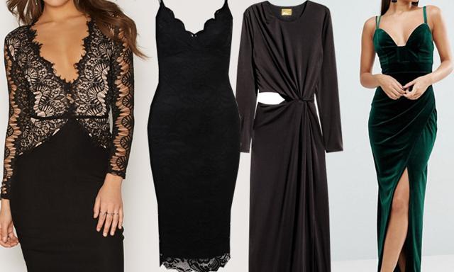 13 eleganta klänningar till säsongens alla festligheter
