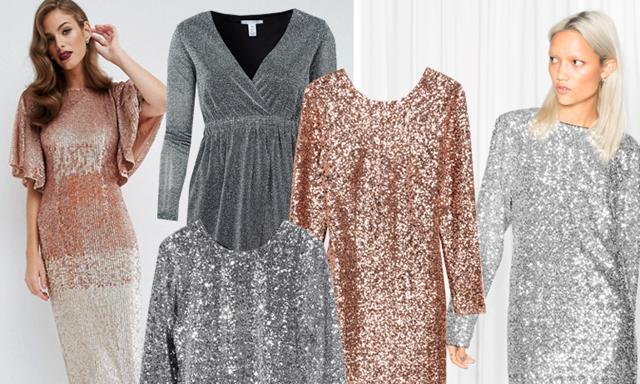 Glitter och paljetter – 11 snygga klänningar till nyårsafton