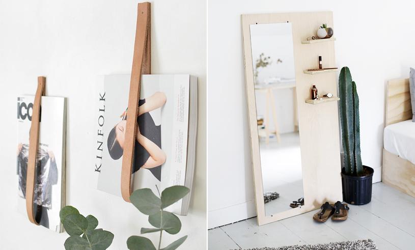 DIY – 12 fina och stilrena inredningsdetaljer du kan göra själv