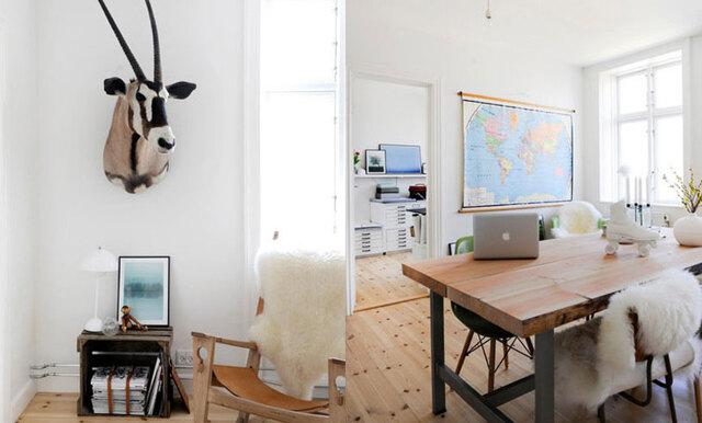 Veckans hem: 100 kvadratmeter coola detaljer och personlig inredning