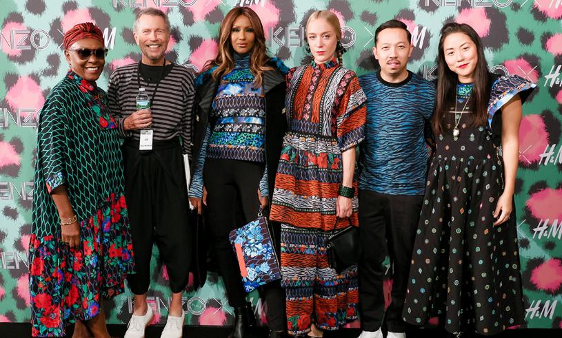 """Pamela Bellafesta: """"Jag har aldrig upplevt en modefest likt Kenzo x H&M-festen"""""""