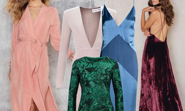 7 snygga  klänningar i säsongens hetaste färger!