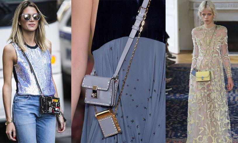 Hetaste väsktrenden under modeveckorna 2016 – miniväskan!
