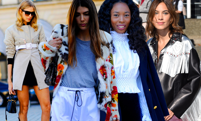 Streetstyle: 11 inspirerande outfits från Paris Fashion Week