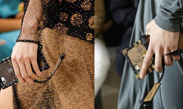 Louis Vuitton's klassiska väska Petite Malle nu som mobilskal!