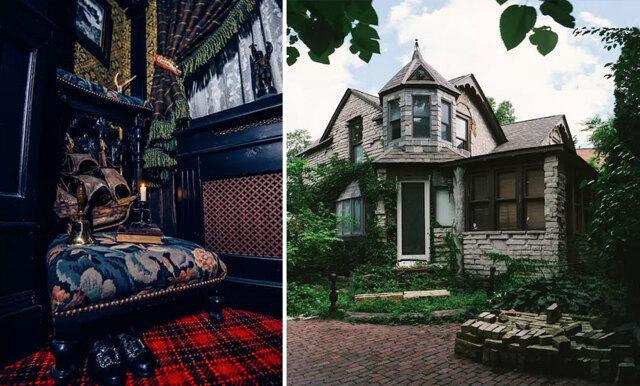 Planerar nästa resa? Här är 5 hemsökta hus du kan hyra via Airbnb