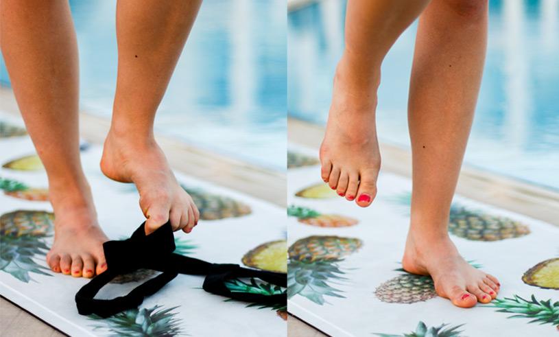 Guide och träningsprogram: Därför ska du träna fötterna!