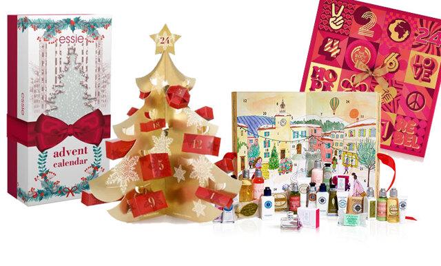 17 lyxiga adventskalendrar vi gärna vill ha i jul!
