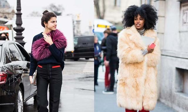 Så bär du fuskpäls i vinter