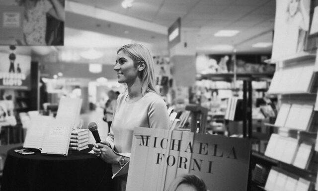 Michaela Forni om ångest och sin nya boksuccé