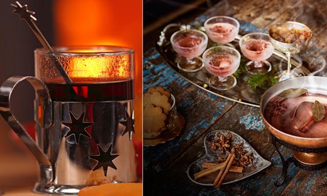 5 recept på glöggdrinkar till julens roligaste fester