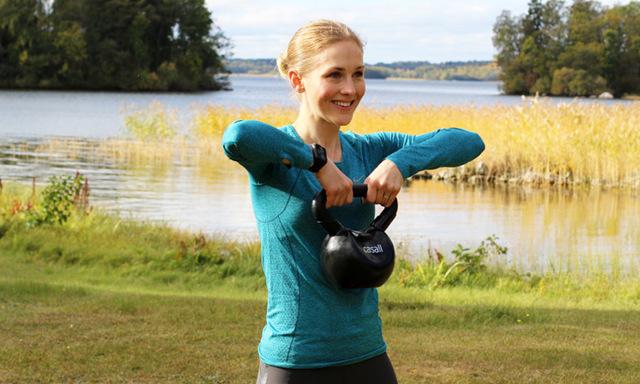 VIDEO: 3 träningsprogram för hela kroppen – på 15 minuter!