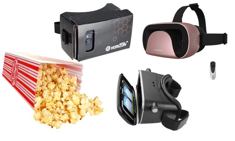 Årets julklapp: VR-glasögon – vi listar flera olika modeller och prisklasser