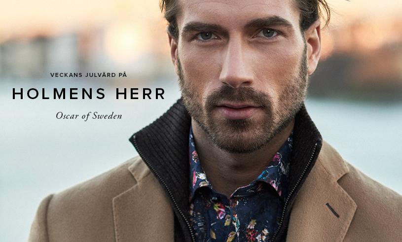 Holmens Herr - julkalender metro mode