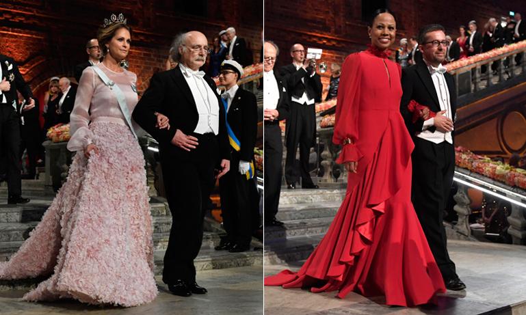 Metro Mode listar de 7 vackraste klänningarna från Nobelfesten 2016
