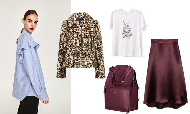 Modechefen Pamela Bellafesta listar veckans bästa köp
