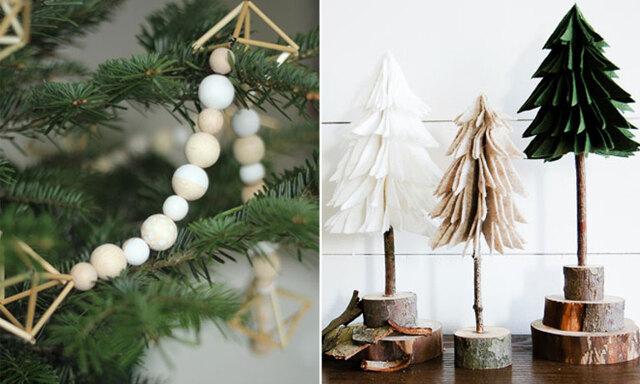 DIY – julens finaste dekorationer och pynt