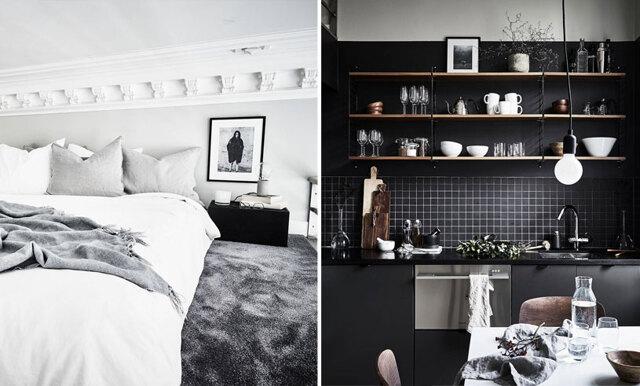 Veckans hem: stilsäkra och kvadratsmarta ettan i Göteborg