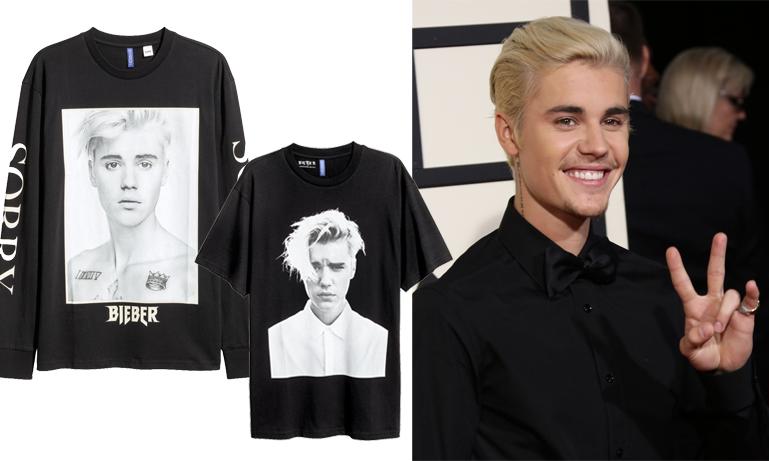 Kolla in H&Ms Justin Bieber-kollektion – 9 plagg under 300 kronor