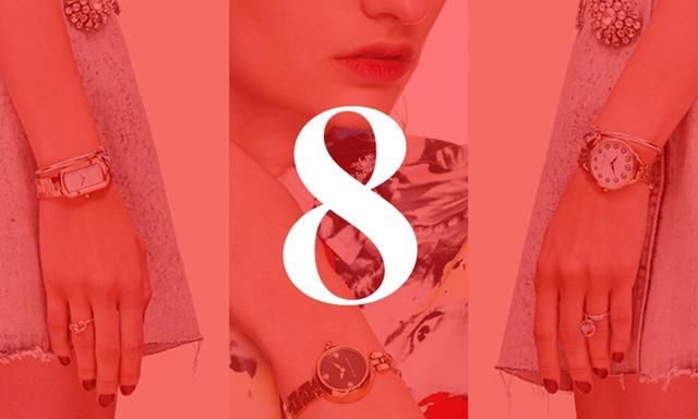 Metro Modes julkalender: Lucka 8 får dig att hålla tiden med stil