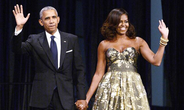 Barack Obamas efterlängtade svar på om han vill se Michelle som ny president