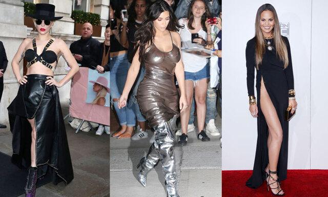 Modeåret 2016 - kändisarnas mest spektakulära looks