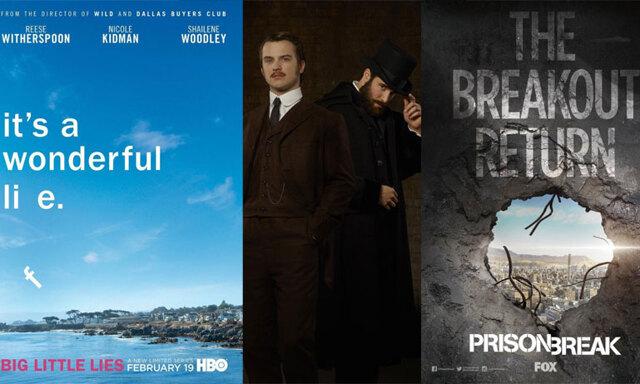 7 spännande tv-serier som kommer 2017