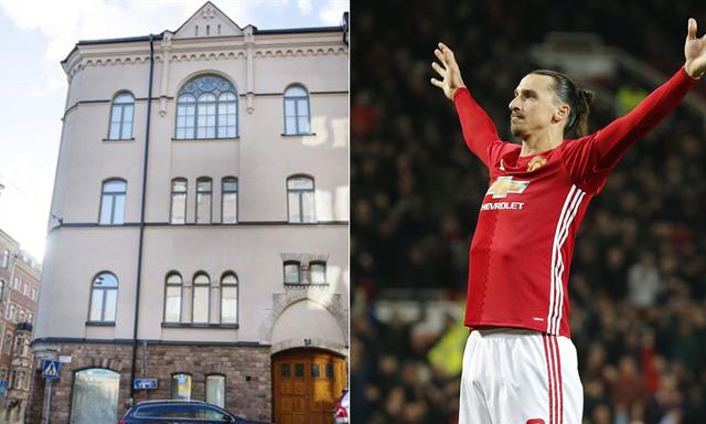 Så mycket pengar har Zlatan dragit in – det här spenderar han dem på