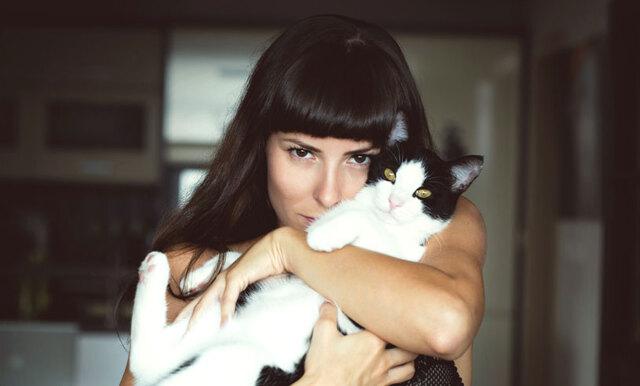 Nu kan du skylla din PMS på din katt!