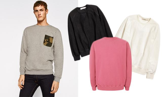 10 snygga och stilsäkra collegetröjor i butik just nu