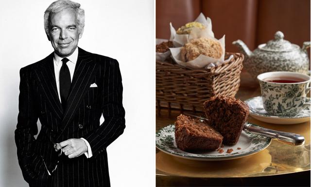Ralph Lauren öppnar kafé i London - kolla in i lokalen här