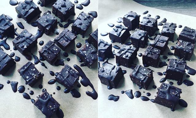 Supergod och nyttig chokladfudge med 5 enkla ingredienser