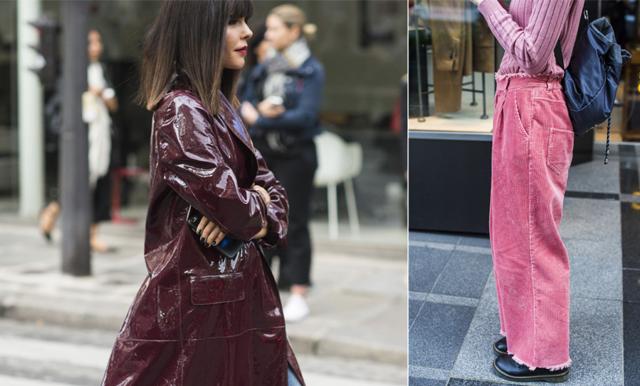 9 street style-trender vi gärna ser mer av på Fashion Week Stockholm