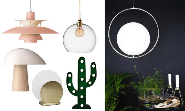 19 lampor som gör ditt hem lite finare (och framförallt mysigare)