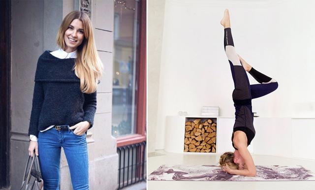 Så äter och tränar du som yogafrälsta Linn Herbertsson